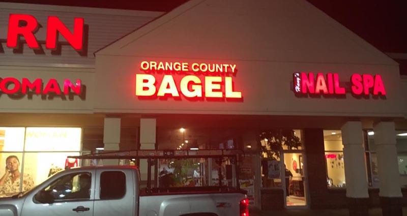 Orange County Bagel Newburgh location