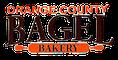oc bagel logo dark