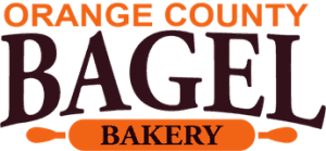 Orange County Bagel Bakery logo drak