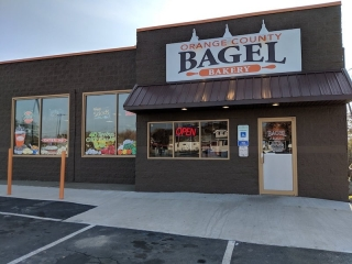 Orange County Bagel Bakery Dolson Ave. Middletown NY